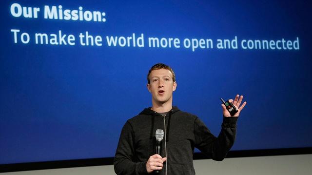 Facebook do të implementojë projektin Internet.org në 100 shtete deri nga fundi i 2015-tës