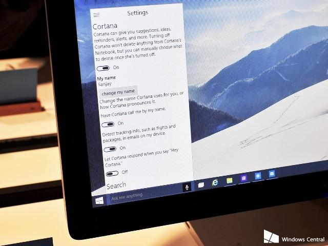 Cortana-Windows-10-Settings-photo
