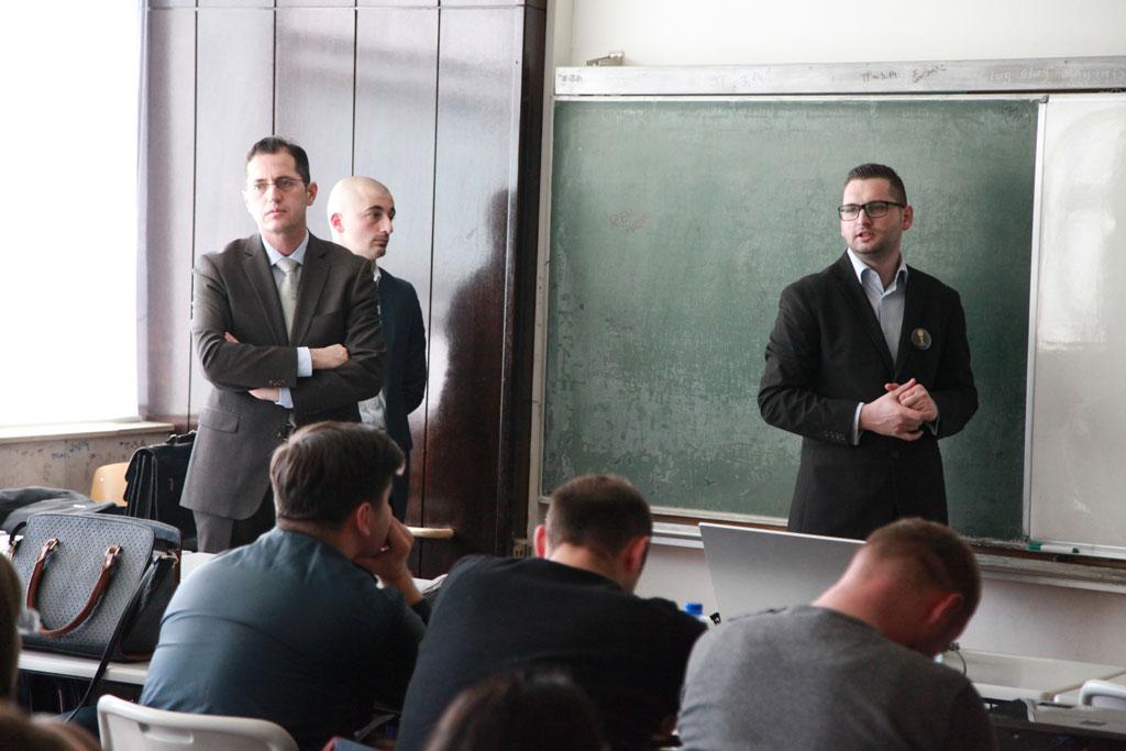 Turi i workshop-eve të Albanian ICT Awards III vazhdoi ditën e sotme pranë FIEK në Universitetin e Prishtinës