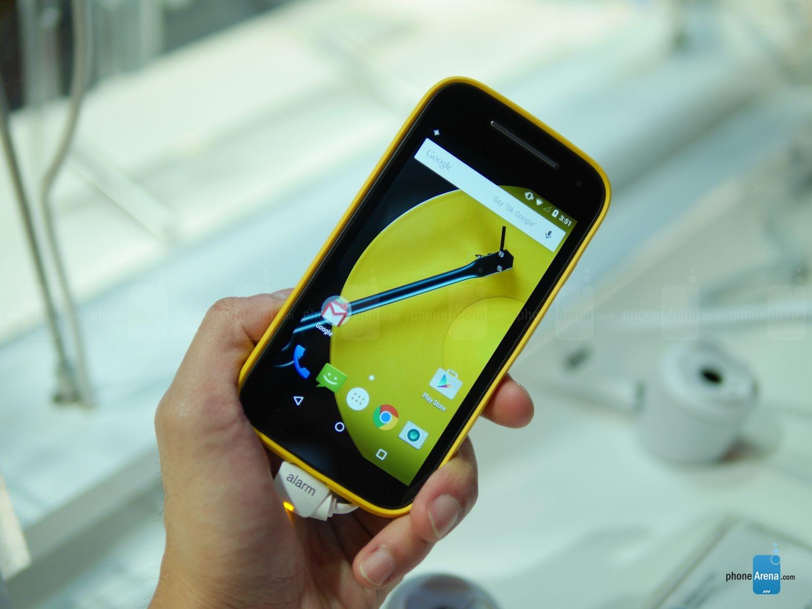 Një vështrim shkurtër i smartfonit buxhetor Motorola Moto E 2015