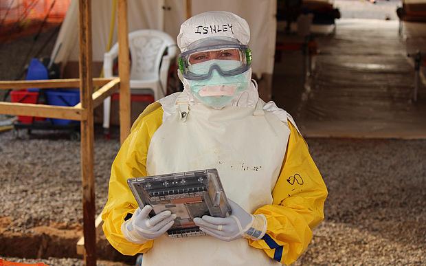 Google krijon një tablet posaçërisht për mjekët që janë duke kuruar pacientët me Ebola