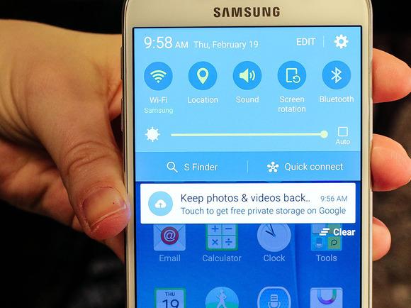 Samsung Galaxy S6 është smartfoni me ekranin më të mirë në botë
