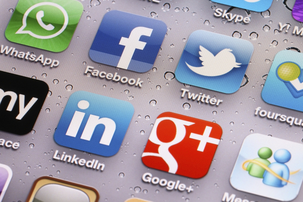 Facebook, Twitter dhe LinkedIn dominojnë tregun e reklamave online