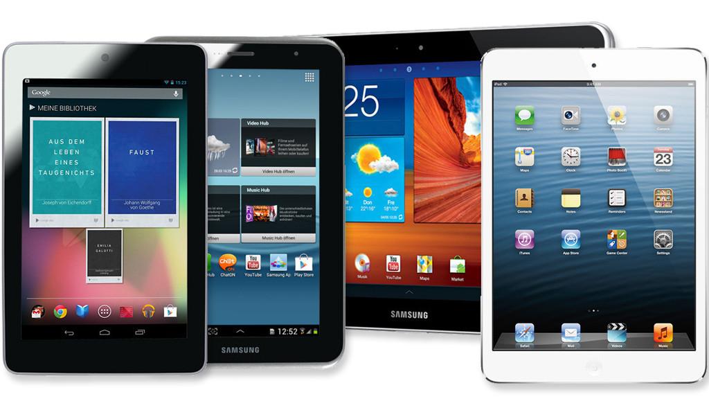 IDC: Shitjet e tabletëve do të tejkalojnë shifrën 234 milion njësive këtë vit