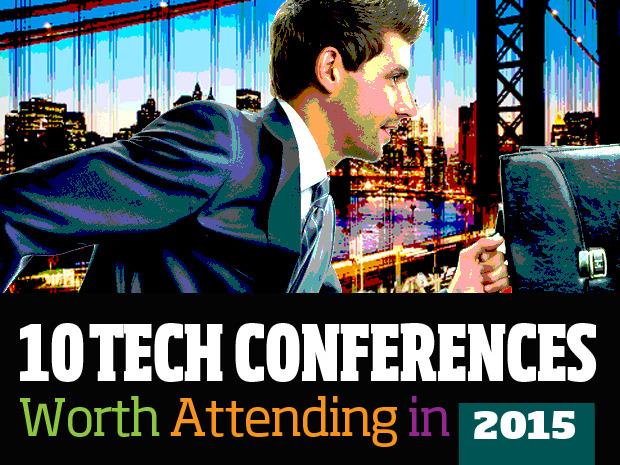 10 konferencat teknologjike të cilat nuk duhet ti humbni gjatë 2015