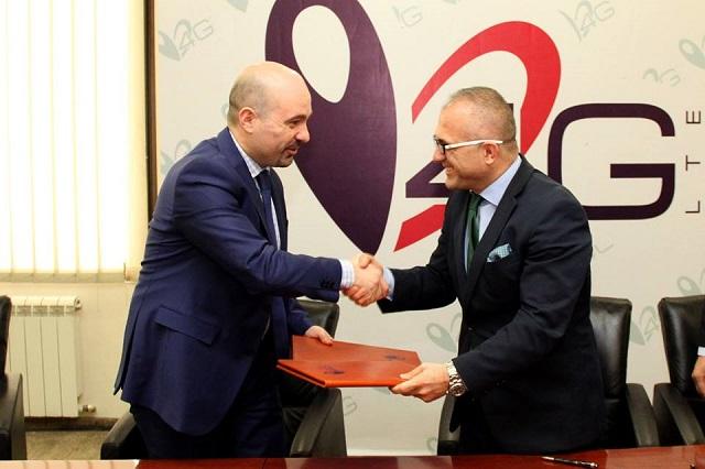 """ALBtelecom dhe PTK rrëzojnë barrierat """"Roaming"""" mes Shqipërisë dhe Kosovës"""