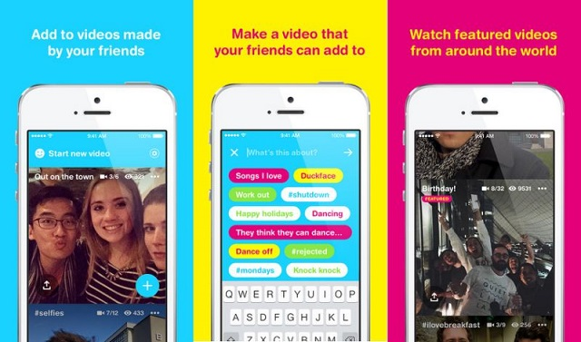 Facebook prezanton Riff, një aplikacion konkurrent me Snapchat dhe Vine