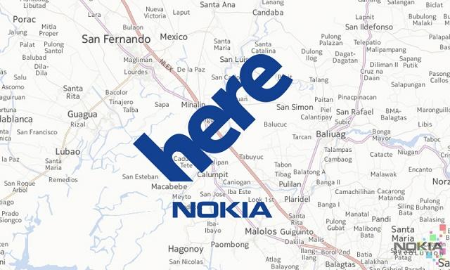 Nokia pranë shitjes së biznesit të saj të hartave, HERE