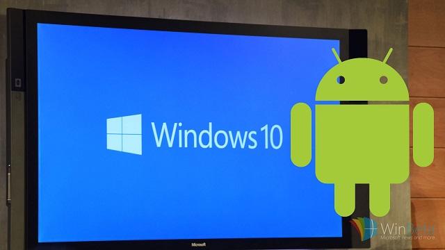 Aplikacionet Android në Windows 10? Ky plan B i Microsoft do të ishte një dështim total