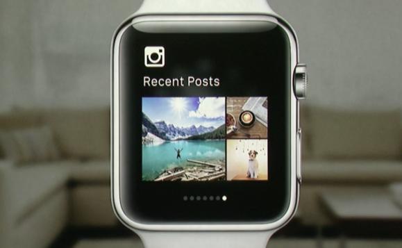 Rrjeti social Instagram publikoi aplikacionin e tij për orën inteligjente Apple Watch
