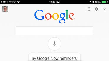 google-search-ios