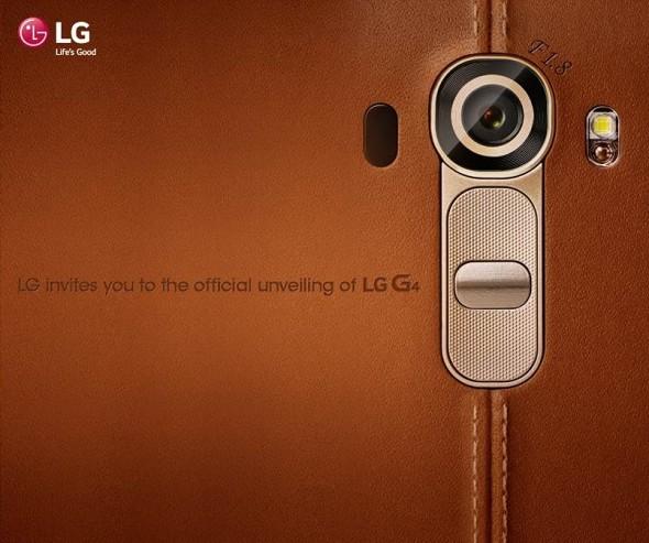 Ftesa zyrtare e LG G4 nxjerr në pah kamerën dhe materialin e ndërtimit të smartfonit