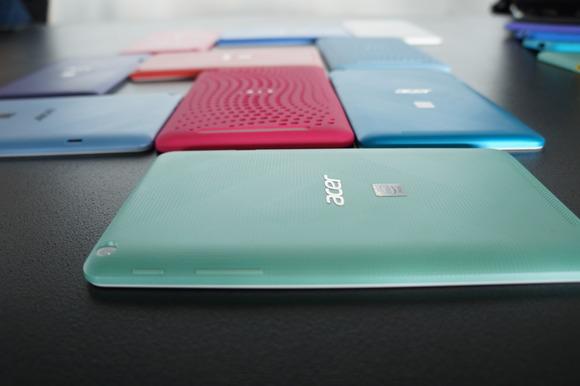 Acer prezanton dy tabletë të rinj me sistem operativ Android, Iconia Tab 10 dhe Iconia Tab 8