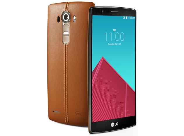 LG publikon aksidentalisht një foto të smartfonit G4