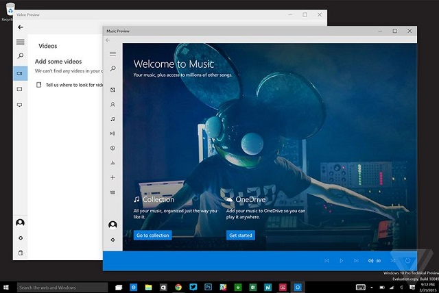 windows10musicvideoapps1