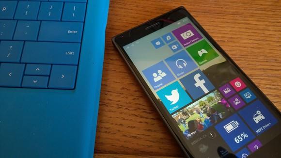Një vështrim i përgjithshëm mbi ndërtimin e ri teknik 10051 të Windows 10 për smartfonët