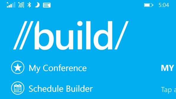 Microsoft sjell aplikacionin e evenimentit Build 2015 në Android, iOS dhe Windows Phone