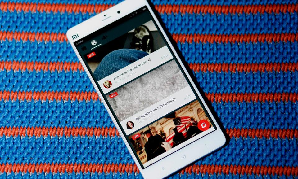Periscope më në fund u bë pjesë e Android, dy muaj pas debutimit në iOS