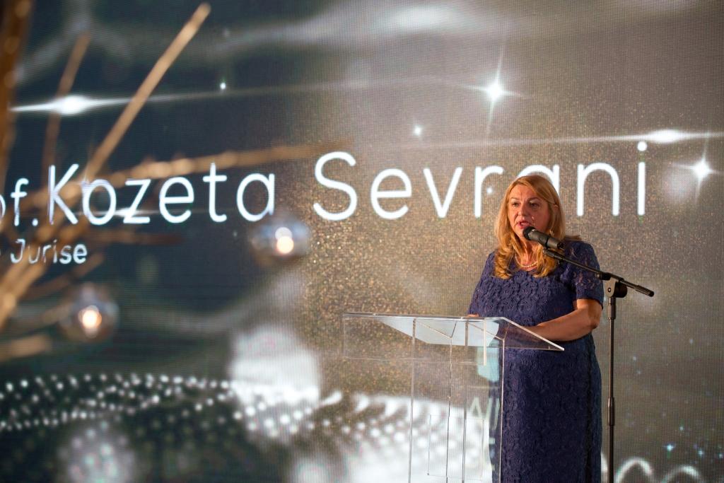 Prof Kozeta Sevrani1