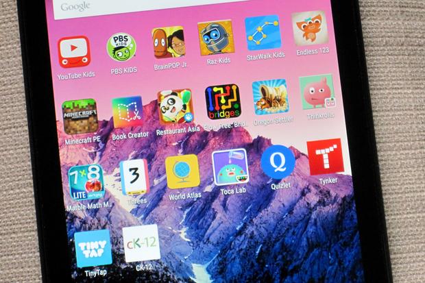 Njihuni me 20 aplikacionet më të mira Android për fëmijët