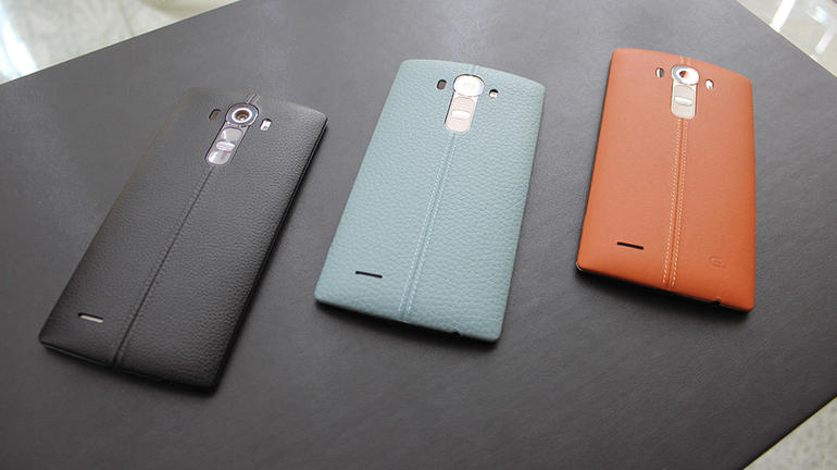 10 Smartfonët më të mirë të gjashtë mujorit të parë të 2015-tës
