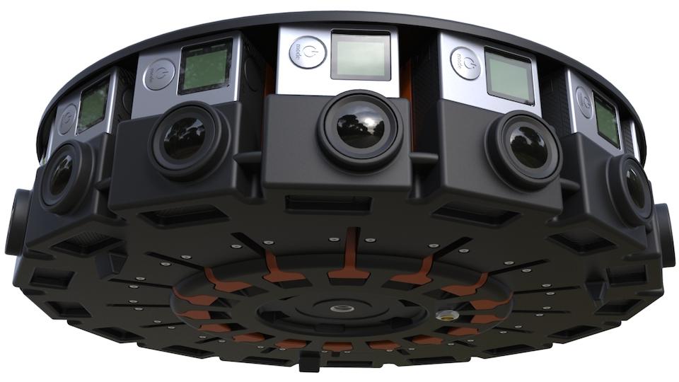 GoPro dhe Google sjellin kamerën 360 gradë të realitetit virtual