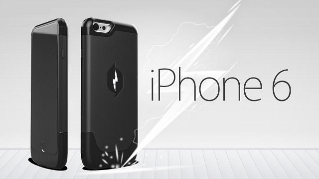 Nikola Labs ka ndërtuar një këllef për iPhone 6 i aftë të konvertojë sinjalin celular në energji elektrike për baterinë