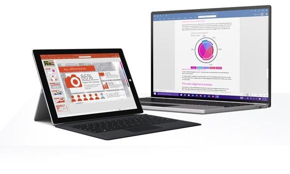 Microsoft publikoi versionin parë publik eksperimental të Office 2016