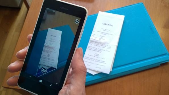 Skaneri i dokumenteve Microsoft Office Lens mbërriti dhe në platformën Android