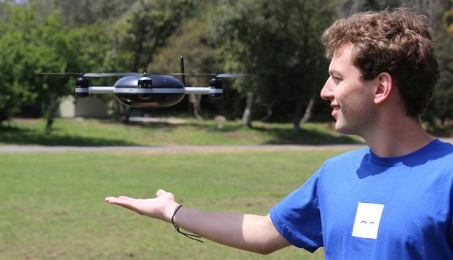 Njihuni me Lily-n, droni i specializuar për realizimin e selfie-ve