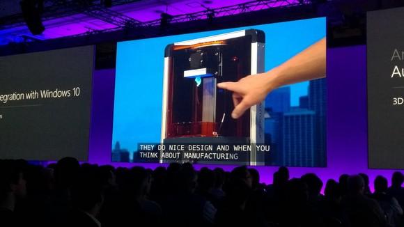Windows 10 do të ofrojë integrim me platformën Autodesk për printime 3D