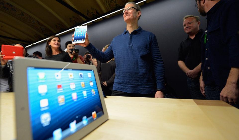Apple ndalon së shituri versionin origjinal të iPad Mini