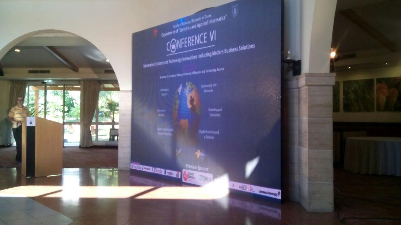 U mbajt në Tiranë dita e parë e konferencës së Sistemeve të Informacionit dhe Inovacionit në Teknologji