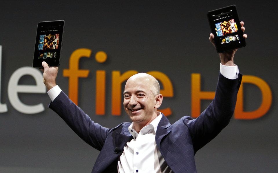 Amazon lancon versionin paraprak të sistemit të saj operativ të bazuar në Android Lollipop, Fire OS 5
