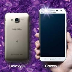 Samsung Galaxy J5 dhe J7 i shtohen flotës së smartfonëve të kompanisë koreane