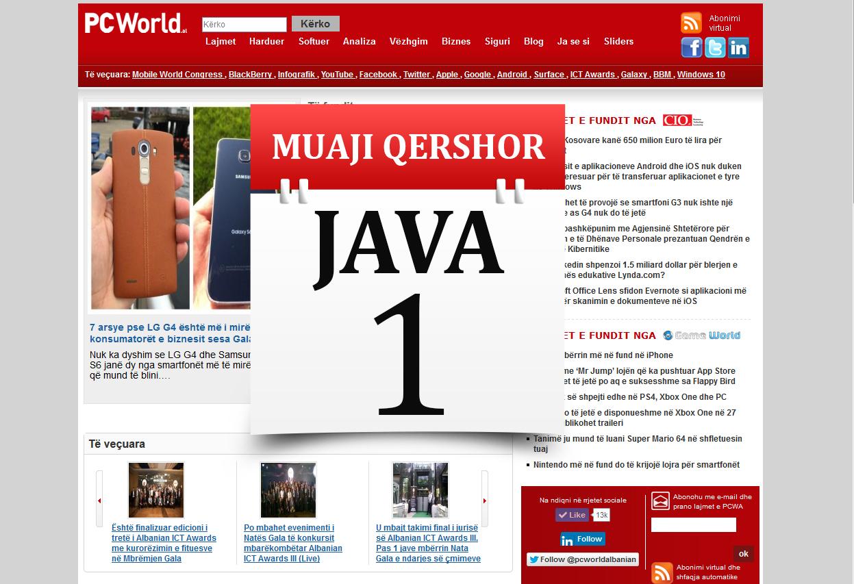 Muaji Qershor Java e 1-rë në PCWorld: VALA sjell pakot Vera 1 dhe Vera 2 ndërsa versioni më i lirë i Windows-tës do të kushtojë 119 $