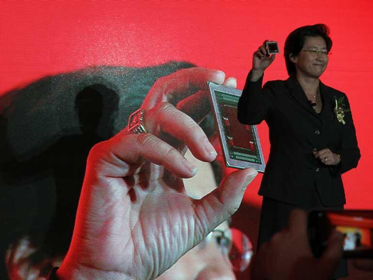 AMD drejton armët nga Intel. Lançon modelet e reja të proçesorëve mobil A8, A10 dhe FX