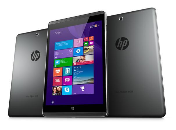 HP prezantoi tabletin Pro 608 posaçërisht për sipërmarrjet