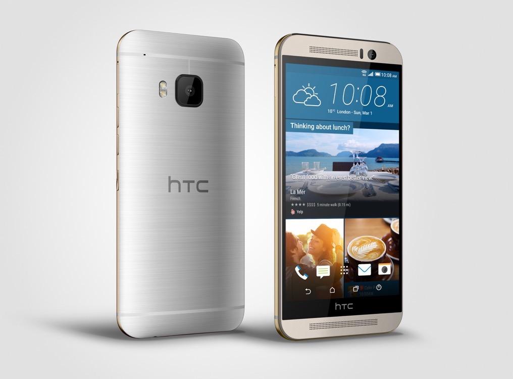 Një përditësim i ri përmirëson performancën e kamerës së HTC One M9