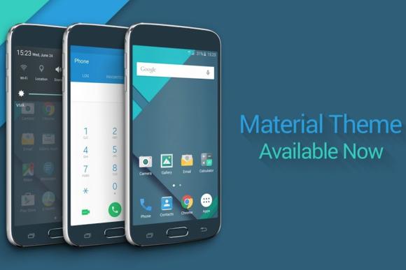 Shkarkoni temën që sjell ndërfaqen e Android Stock në Galaxy S6 dhe S6 Edge