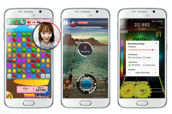 Samsung lançon aplikacionin Game Recorder+ për të regjistruar video lojërat