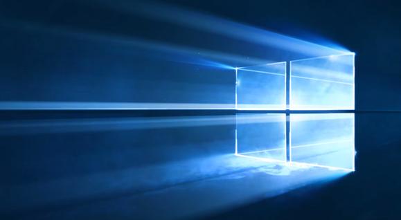 Njihuni me sfondin zyrtar desktop të Windows 10-tës