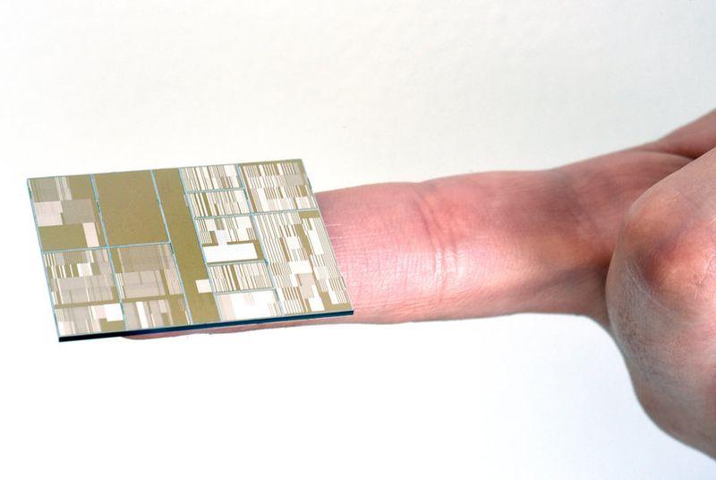 IBM ndërton proçesorin funksional më të vogël në botë me përmasa 7nm