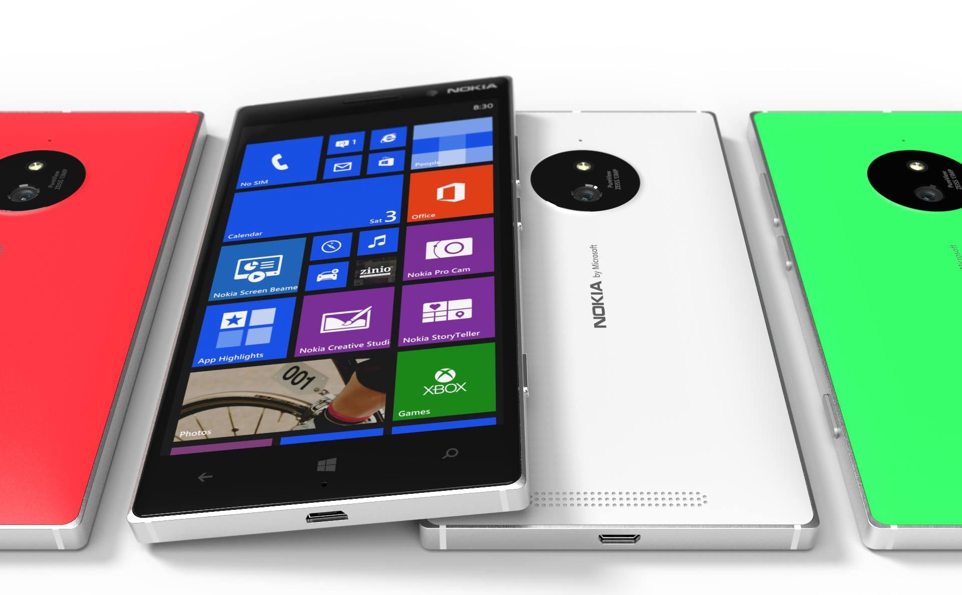 Publikohen detajet e telefonëve Lumia 550, 750 dhe 850. Mungon mbështetja për LTE