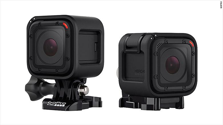 GoPro nxjerr në shitje kamerën e saj të re Hero 4 Session në 12 Korrik
