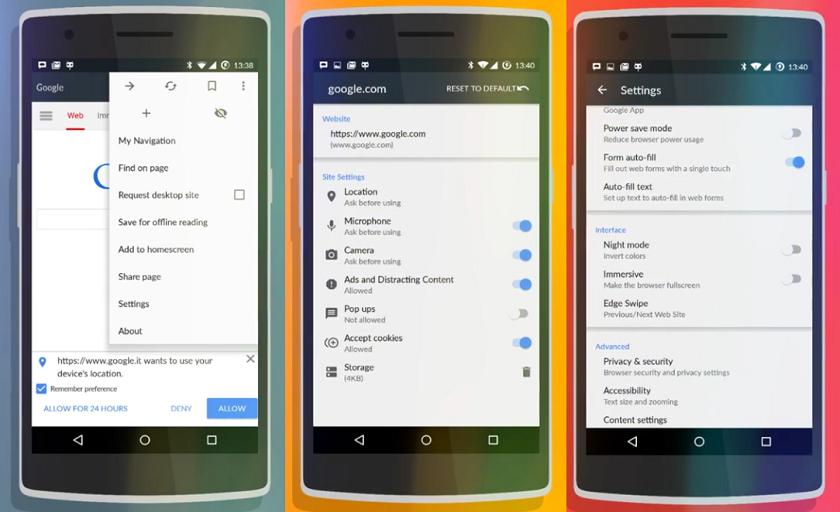 Gello: Shfletuesi për Android ndërtuar mbi kodin e Chromium nga CyanogenMod