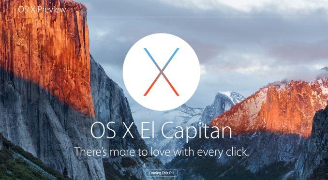 Apple lançoi versionin e parë publik beta të OS X El Capitan