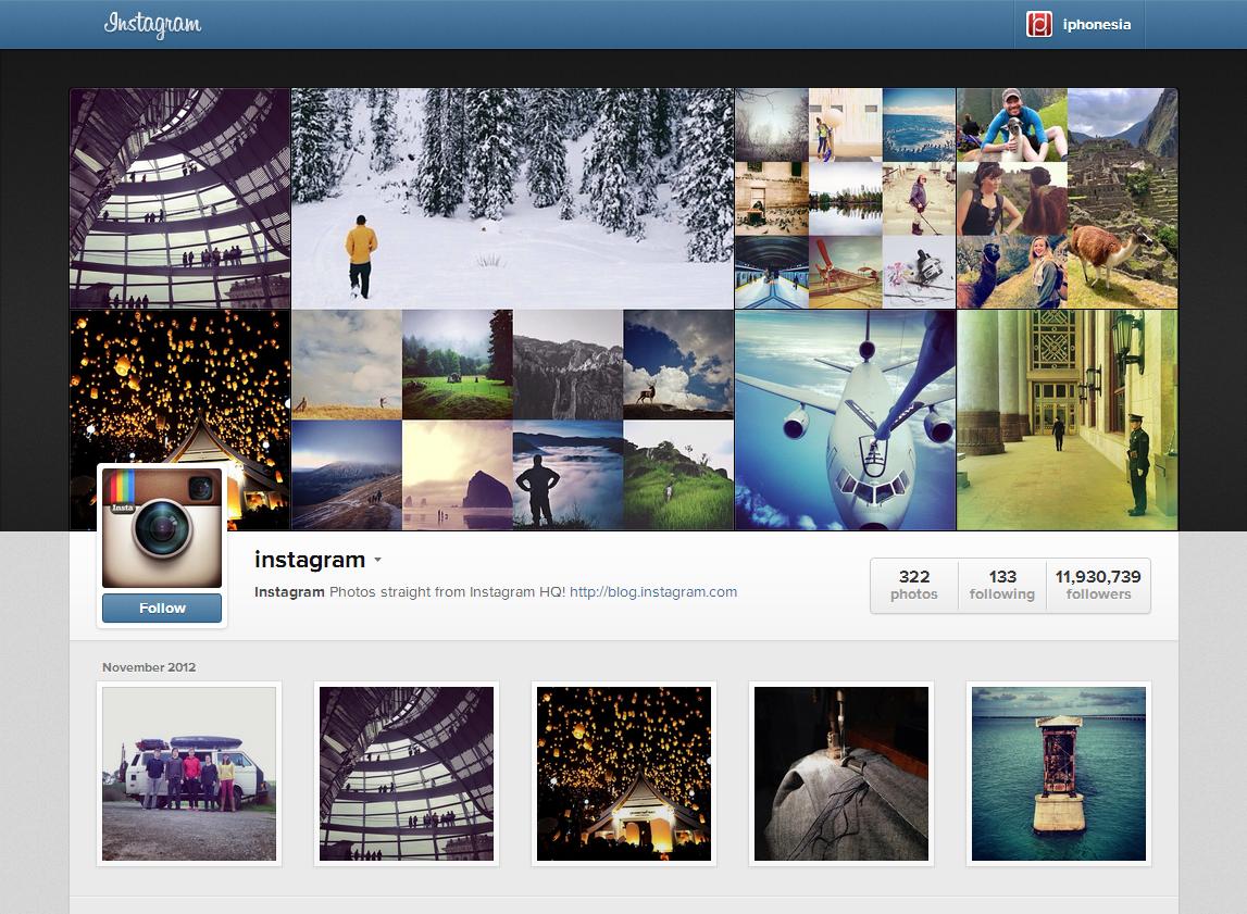Instagram më në fund sjell mundësinë për të kërkuar nga uebi