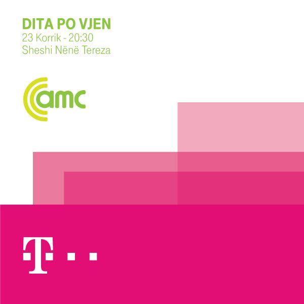 Lamtumirë AMC, mirëseerdhe T-Mobile! Operatori mobil shqiptar me një markë të re