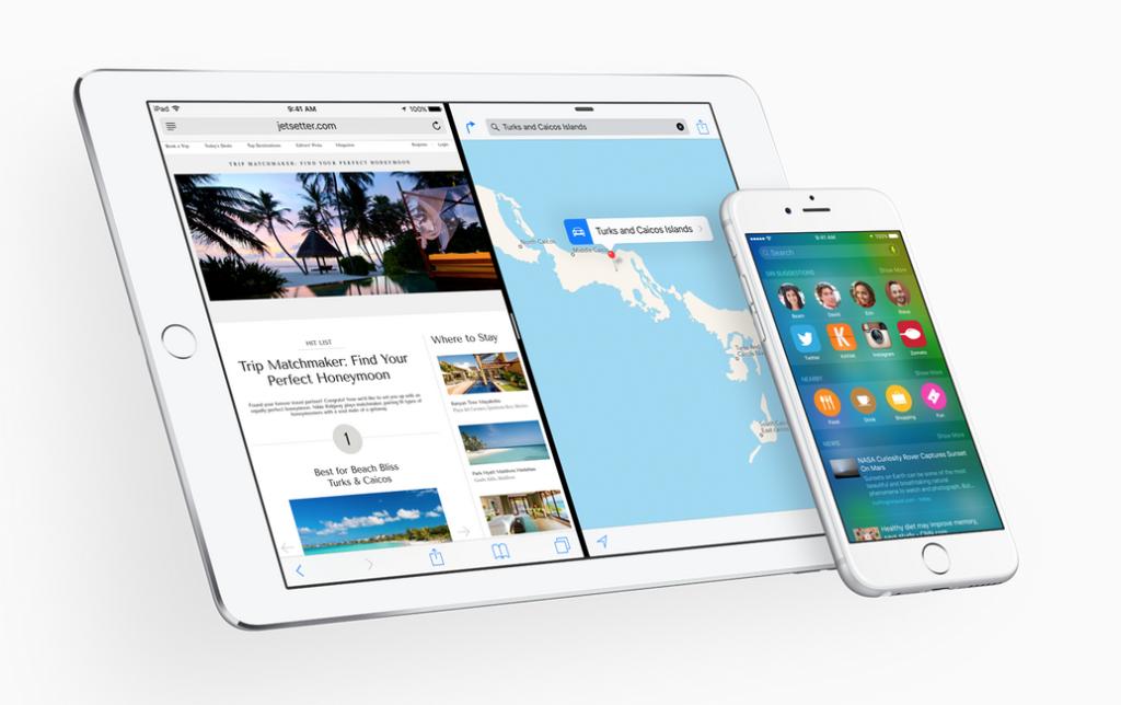 Apple lançon versionin e dytë të betas publike të iOS 9